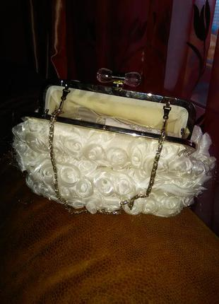 Свадебная сумочка