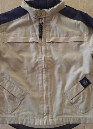 Лёгкая курточка,ветровка 3-4г