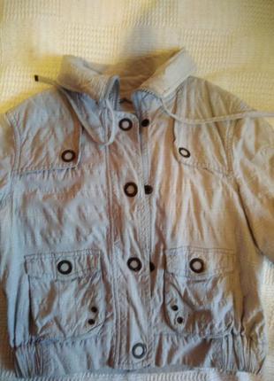 Укороченный пиджак накидка жакет