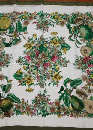 Шелковый платок gucci роуль