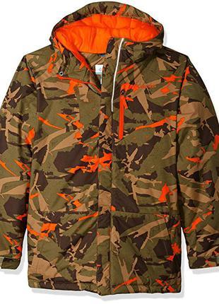 Columbia boys´ lightning lift jacket. 3t. 240 грамм утеплителя.
