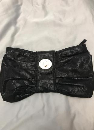 Клатч чёрный new look