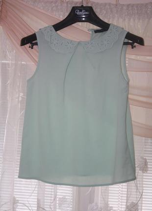 Блузка, шифоновая блуза