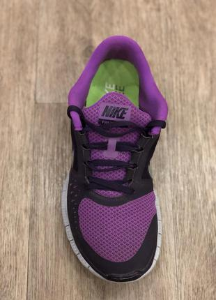 Кроссовки для бега и фитнеса nike free run 3 5.0 41 размер