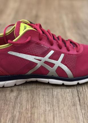 Кроссовки для фитнеса asics gel profifit 40,5 размер