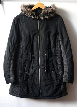Парка пальто куртка atmosphere наполнитель синтепон