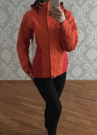 Лыжная куртка, термо