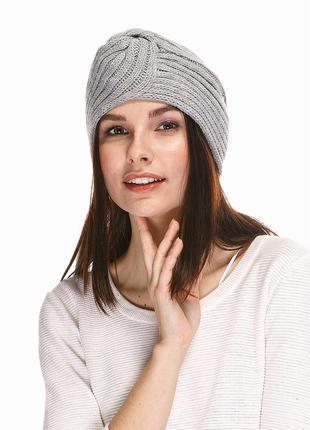 Стильная шапка,  чалма stradivarius