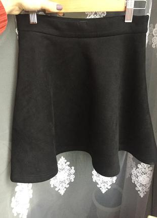 Новая юбочка юбка клёш