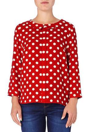 Яркая блуза кофта phase eight