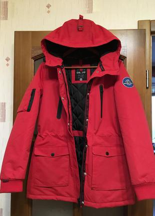 Куртка спортивного стиля croop