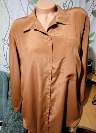 Блузка-рубашка made in sri lanka