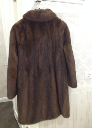 Норковая шуба + кожаная куртка в подарок3