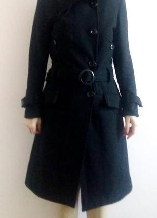 Чорне пальто atmosphere (10)