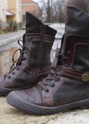 Гарненькі жіночі черевики, чоботи, ботінки gabor jollys