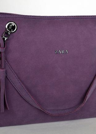 9c9aa93881d5 Сумка женская ZARA, цена - 550 грн, #10137972, купить по доступной ...