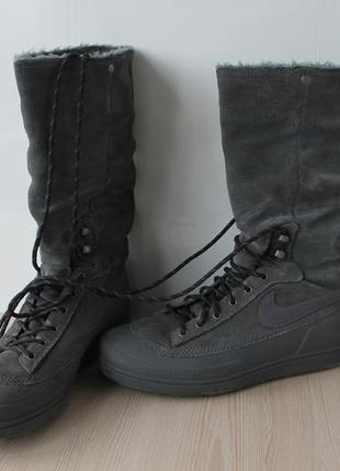 Распродажа сапоги зимние nike осень зима спортивные сапоги ботинки