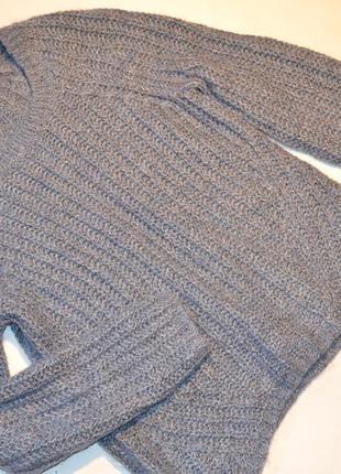 Мягкий и уютный свитерок с мохера р.м