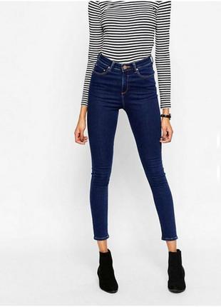#125 отличные джинсы скинни  средней посадки bonprix