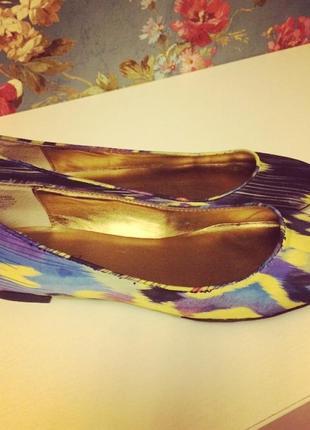 Брендовые туфли-лодочки nine west 37 размер