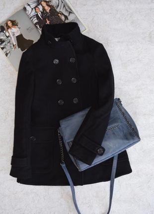 Отличное пальто mexx, шерсть