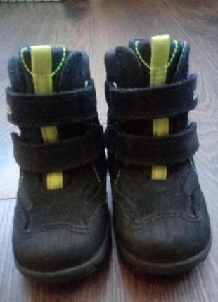 779474e75d91 Ботинки ecco first 754161 Ecco, цена - 450 грн,  15579700, купить по ...