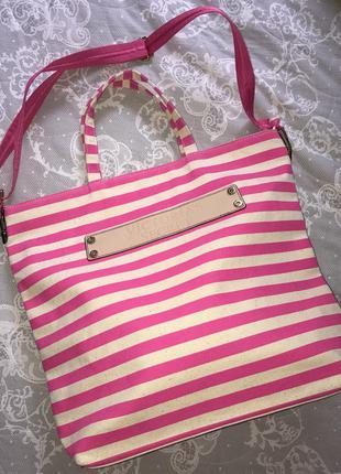 Пляжная сумка от victoria's secret