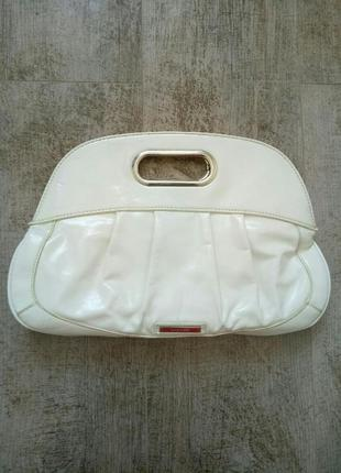 Продам белую сумку nine west
