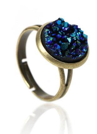 Крутое кольцо друза космос