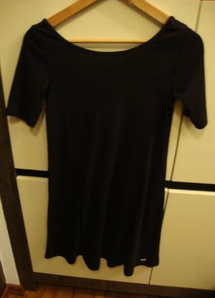 Платье в рубчик cropp