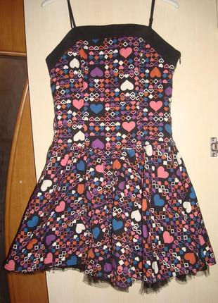 Коктейльное платье marks& spencer