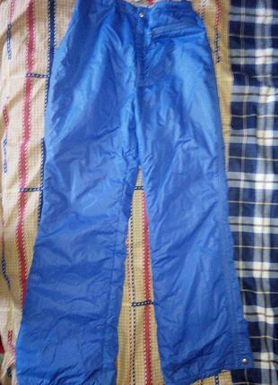 Зимние штаны брюки