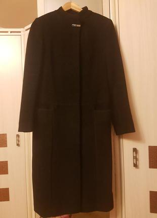 Красивое пальто frizman, альпака, р. м