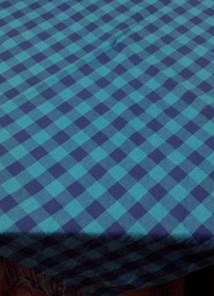 Роскошный большой платок с бахромой,,99х97