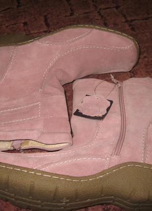 Ботинки осенние blend she