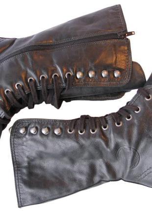Сапоги, берцы зимние cinnamon р. 36 швеция много обуви3