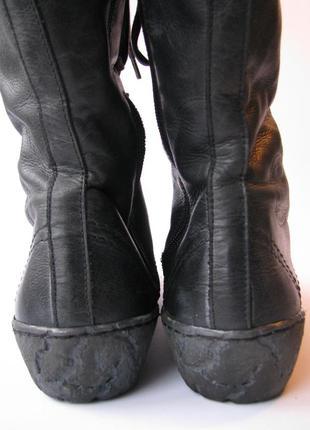 Сапоги, берцы зимние cinnamon р. 36 швеция много обуви5