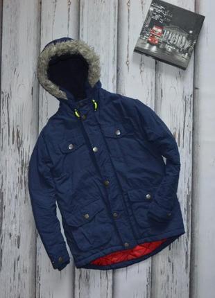 9-10 лет демисезонная куртка next