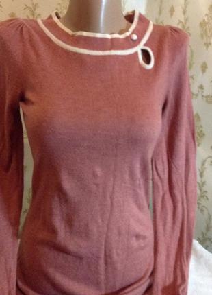 Тёплое платье by wallis