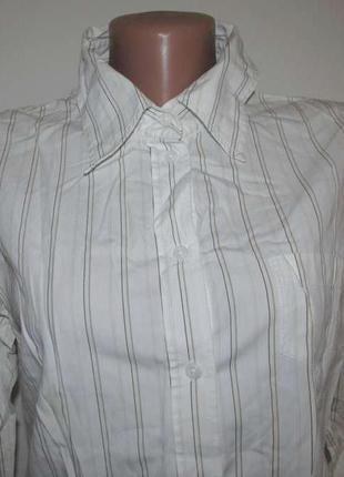 Рубашка esprit, m. сост. отличное!