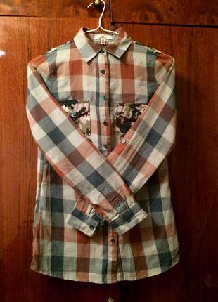 Рубашка популярного бренда mavi