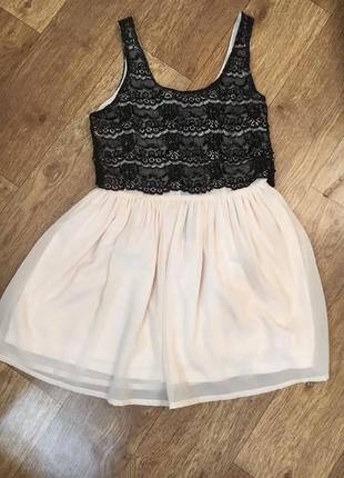 Мини платье tally weijl