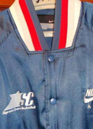 Nike зимняя куртка