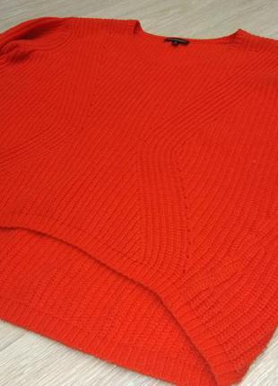 Свитер оранжевый topshop