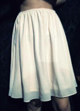 Шифоновая юбка tally weijl