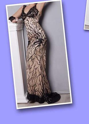 Вечернее платье incanto