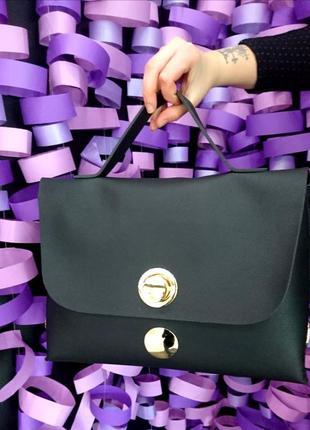 Хит сезона! сумка-портфель для стильных девушек