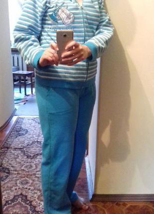 Пижама теплая 38-40 размер