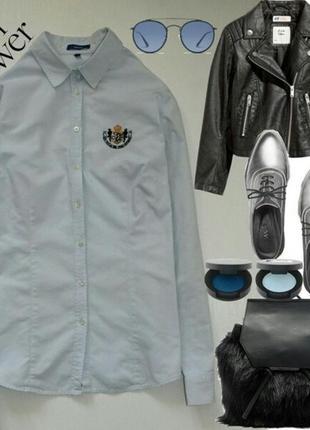 Клубная рубашка montego p-m