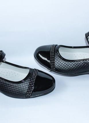 Туфли подростковые на девочку тм tom. m, р. 32, 33, 34, 35, 37